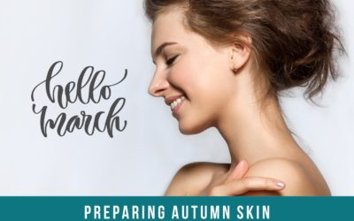 PREPARING YOUR AUTUMN SKIN